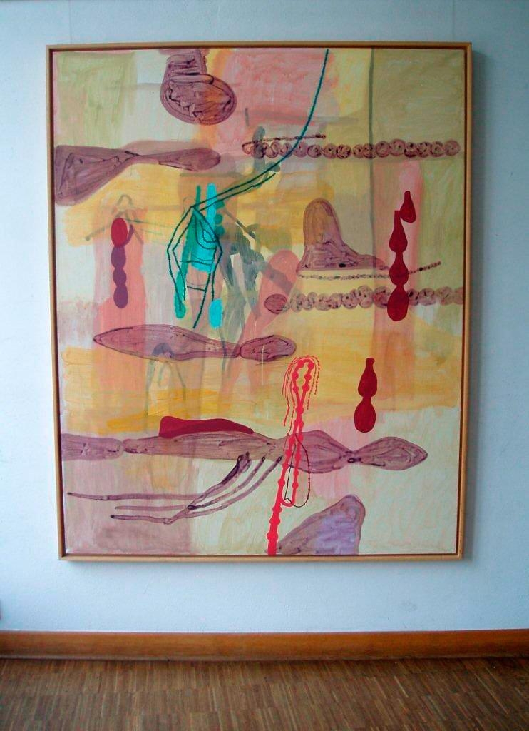 Ciro Beltrán : Painting T-0343