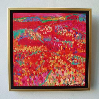 Beata Murawska : Landscape like you wish : Oil on Canvas