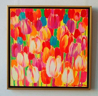 Beata Murawska : Summer : Oil on Canvas