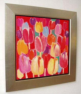 Beata Murawska : Sweets : Oil on Canvas