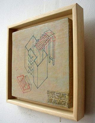 Jolanta Wagner : Katarzyna Kobro house - Building plot : n/a