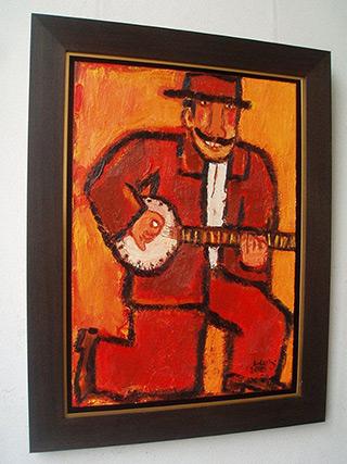 Krzysztof Kokoryn : Banjo player : n/a
