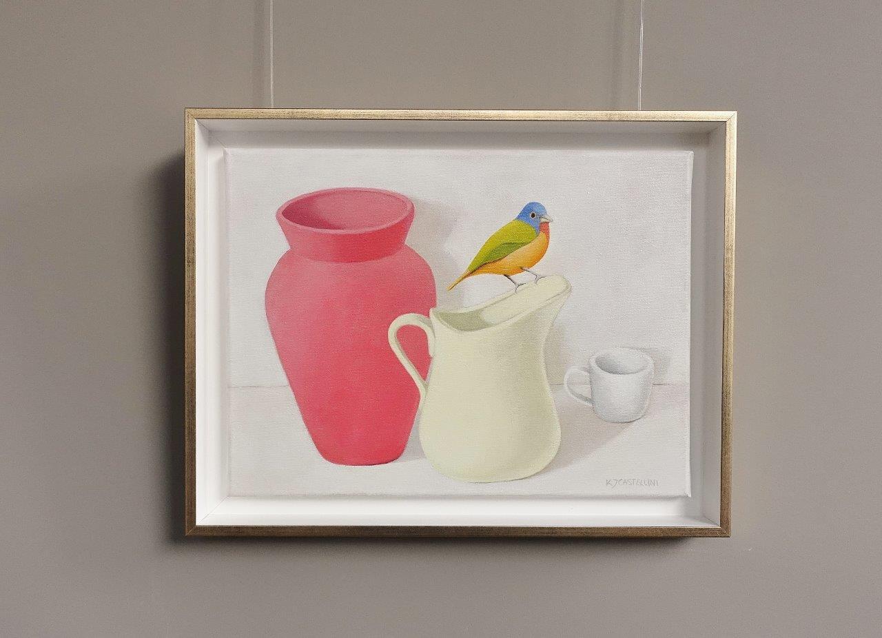Katarzyna Castellini : Multicolored bird