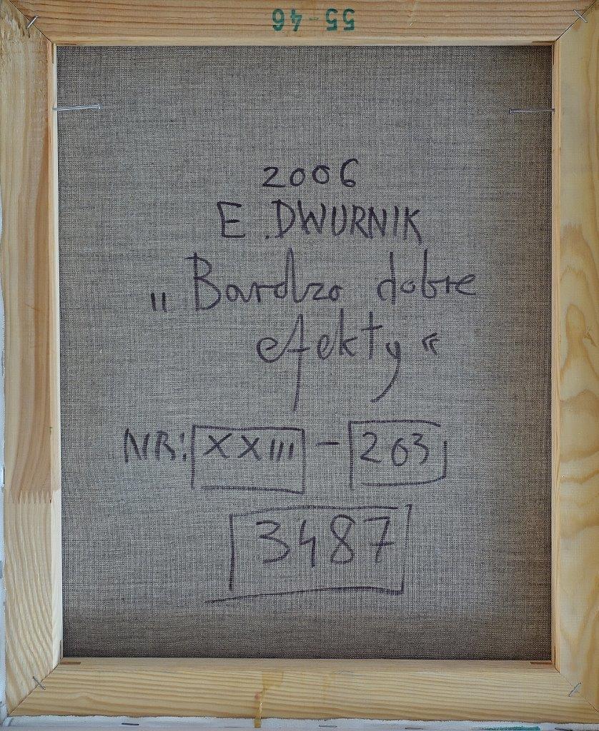 Edward Dwurnik - Very good results