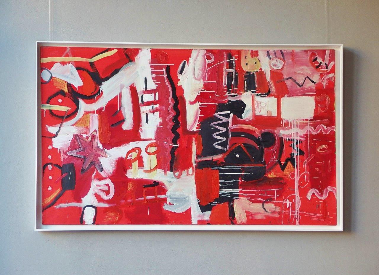 Kalina Horoń : Event on the wall