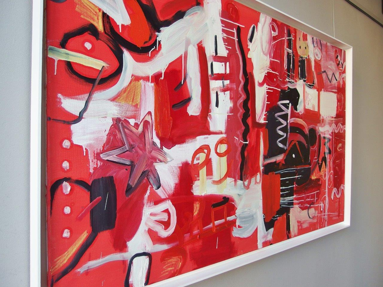 Kalina Horoń - Event on the wall
