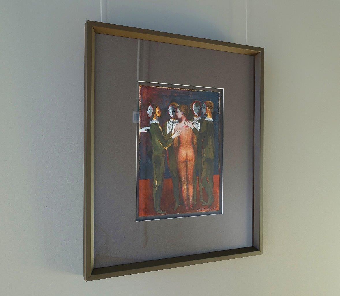Katarzyna Karpowicz : Nude