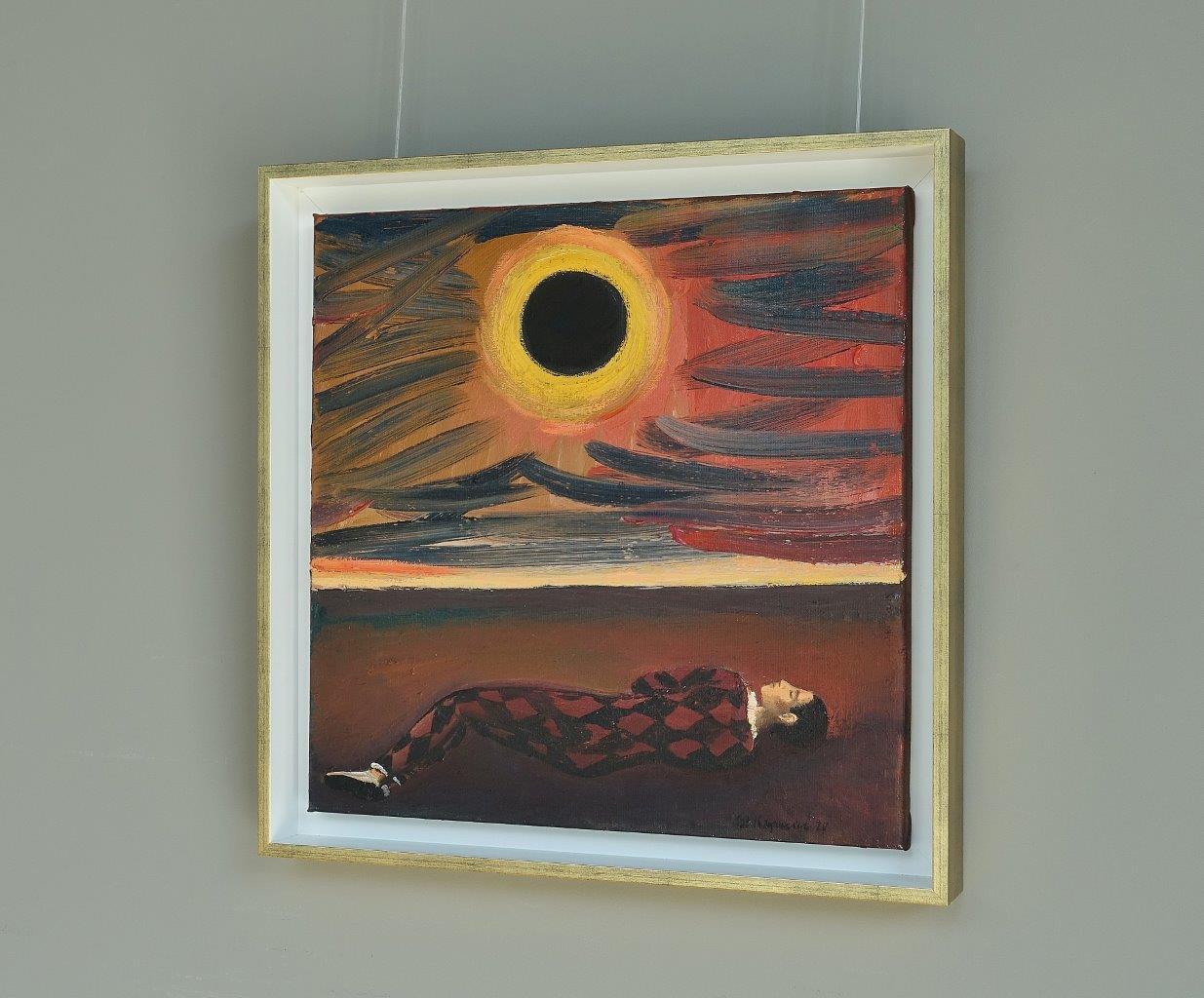 Katarzyna Karpowicz : Under the solar eclipse