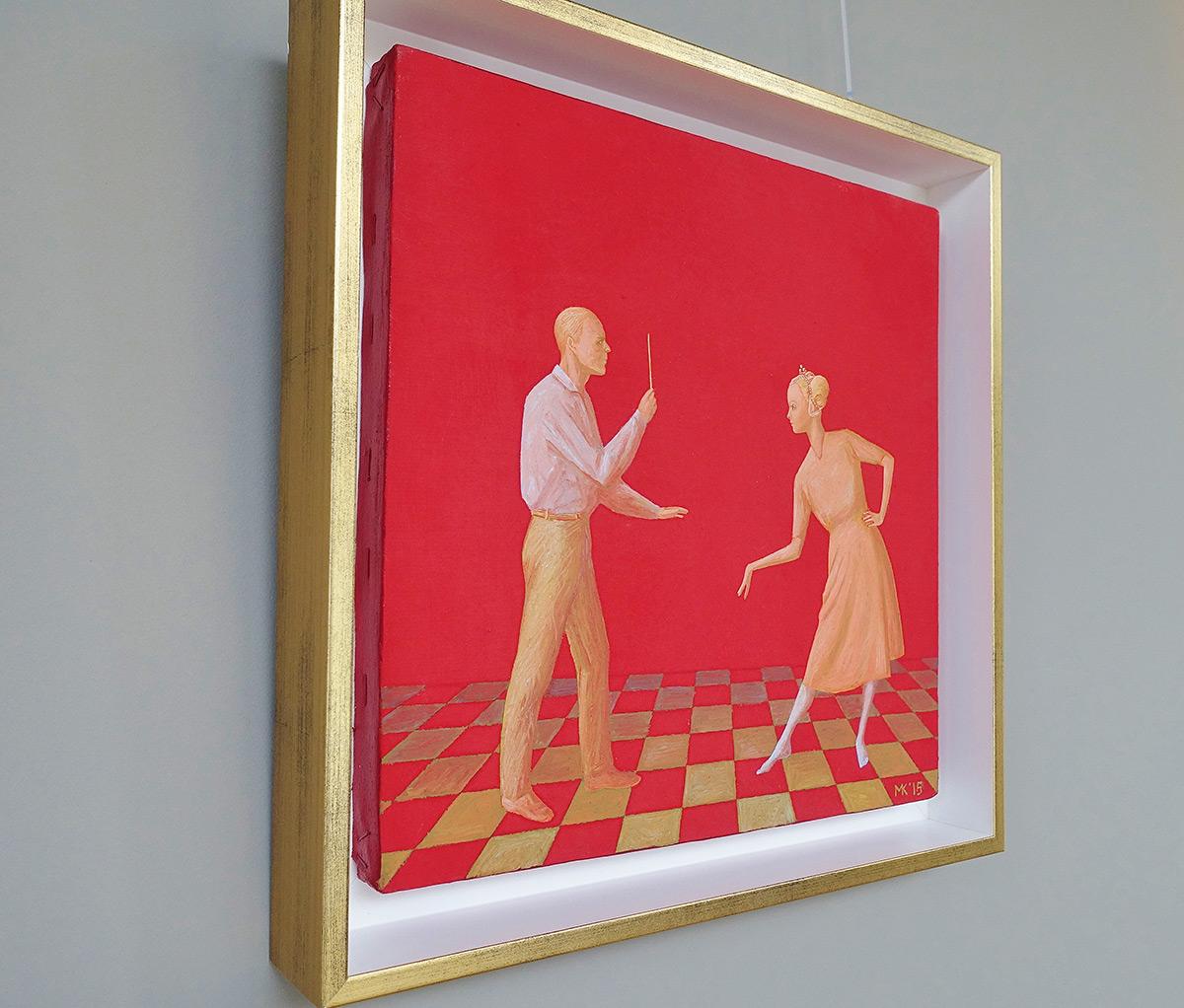 Mikołaj Kasprzyk : Dance lesson