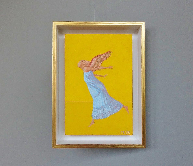 Mikołaj Kasprzyk : Angel to fly