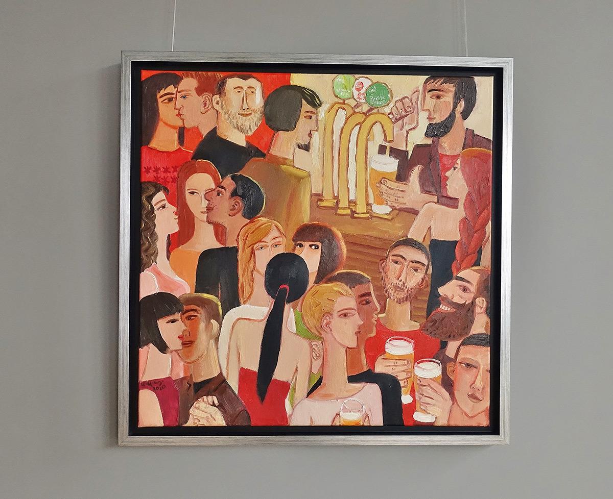 Krzysztof Kokoryn : In the bar