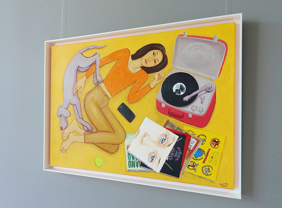 Krzysztof Kokoryn - In a yellow mood
