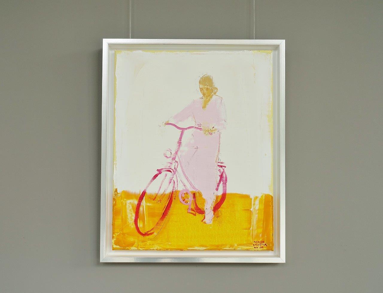 Jacek Łydżba : Cyclist