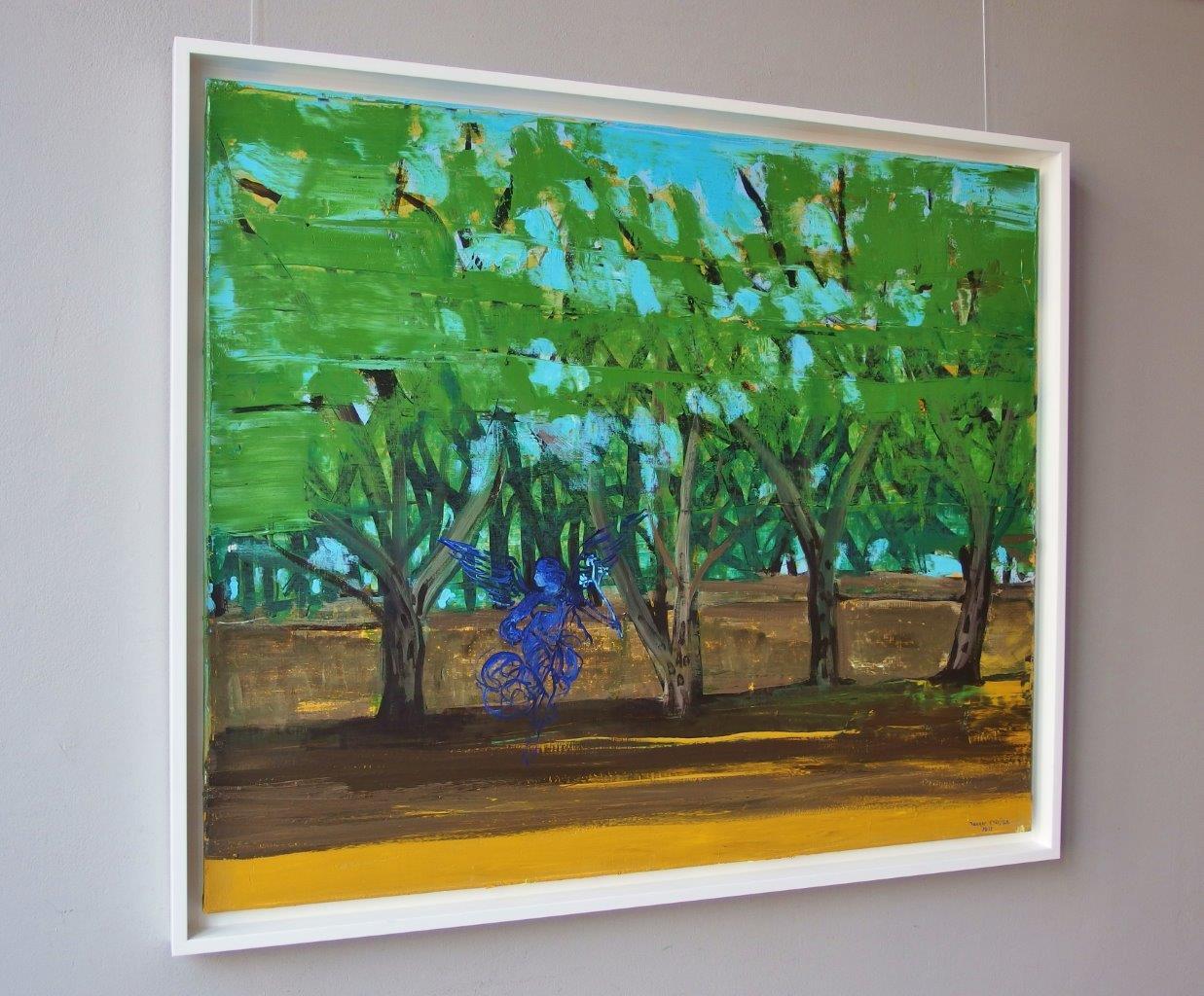 Jacek Łydżba : Olive grove
