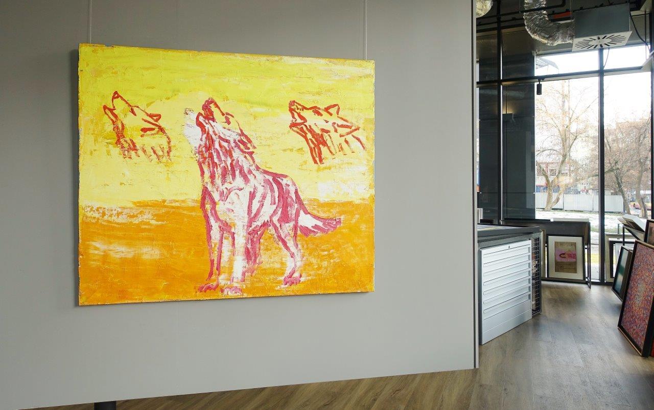 Jacek Łydżba : Wolf