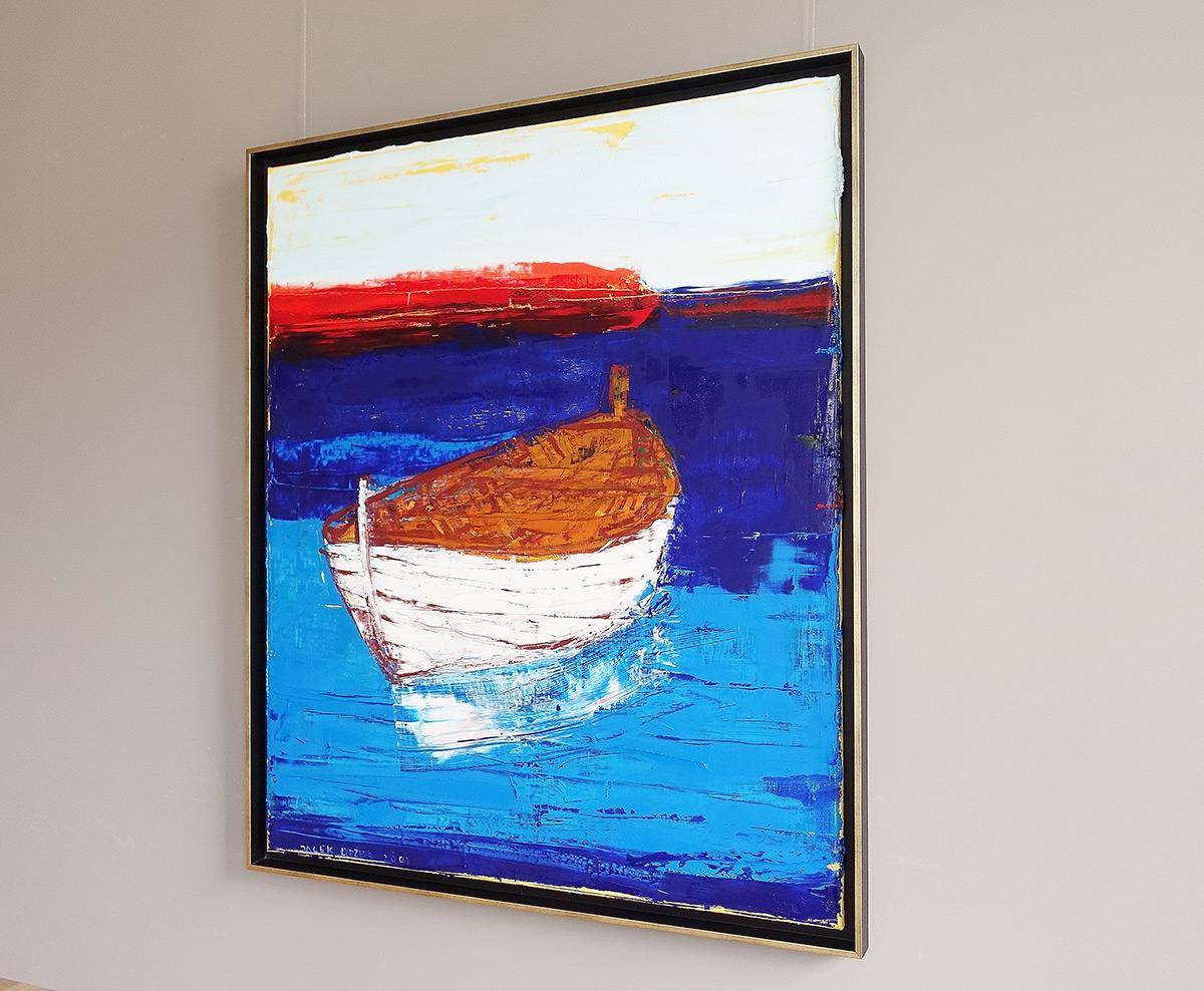 Jacek Łydżba - Boat