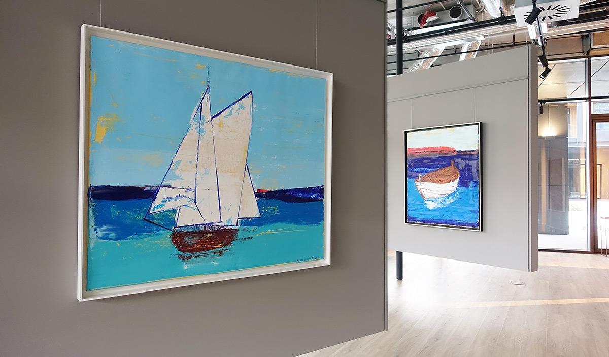 Jacek Łydżba : Sailing ship