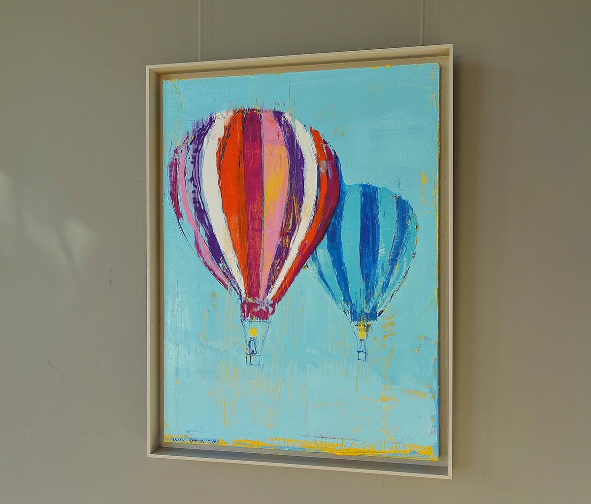 Jacek Łydżba - Two balloons