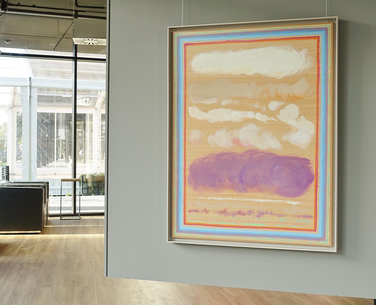 Łukasz Majcherowicz : Purple cloud