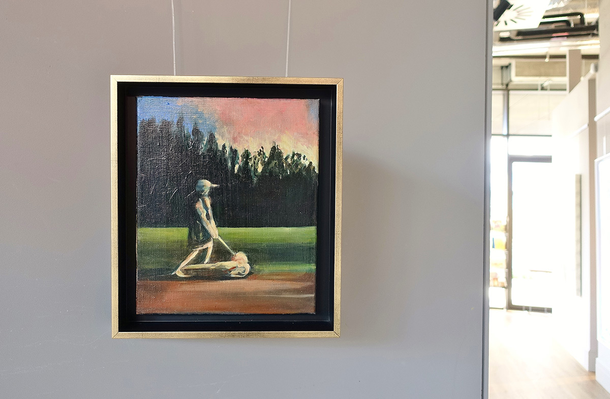 Julia Medyńska - Near the forest