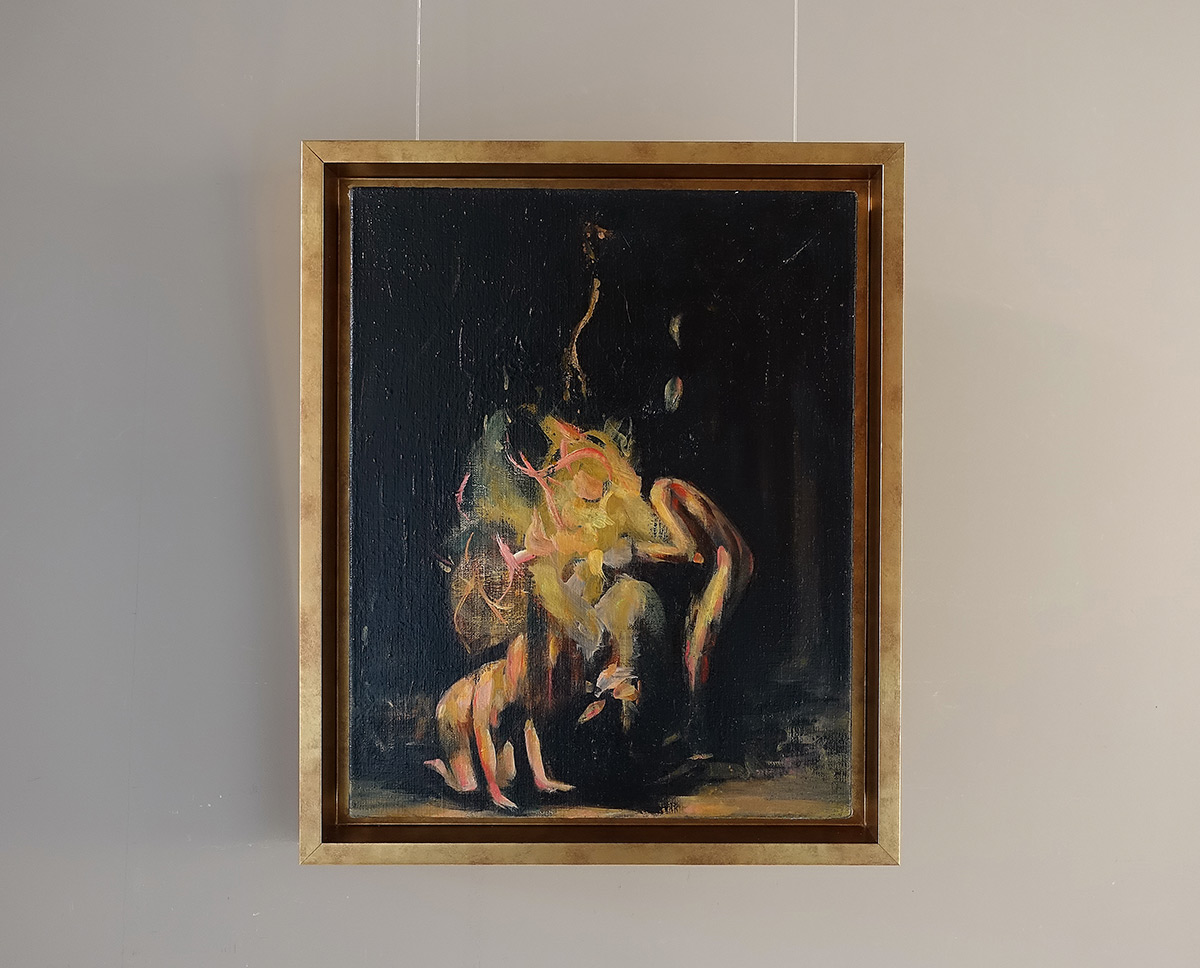 Julia Medyńska - Playing with fire