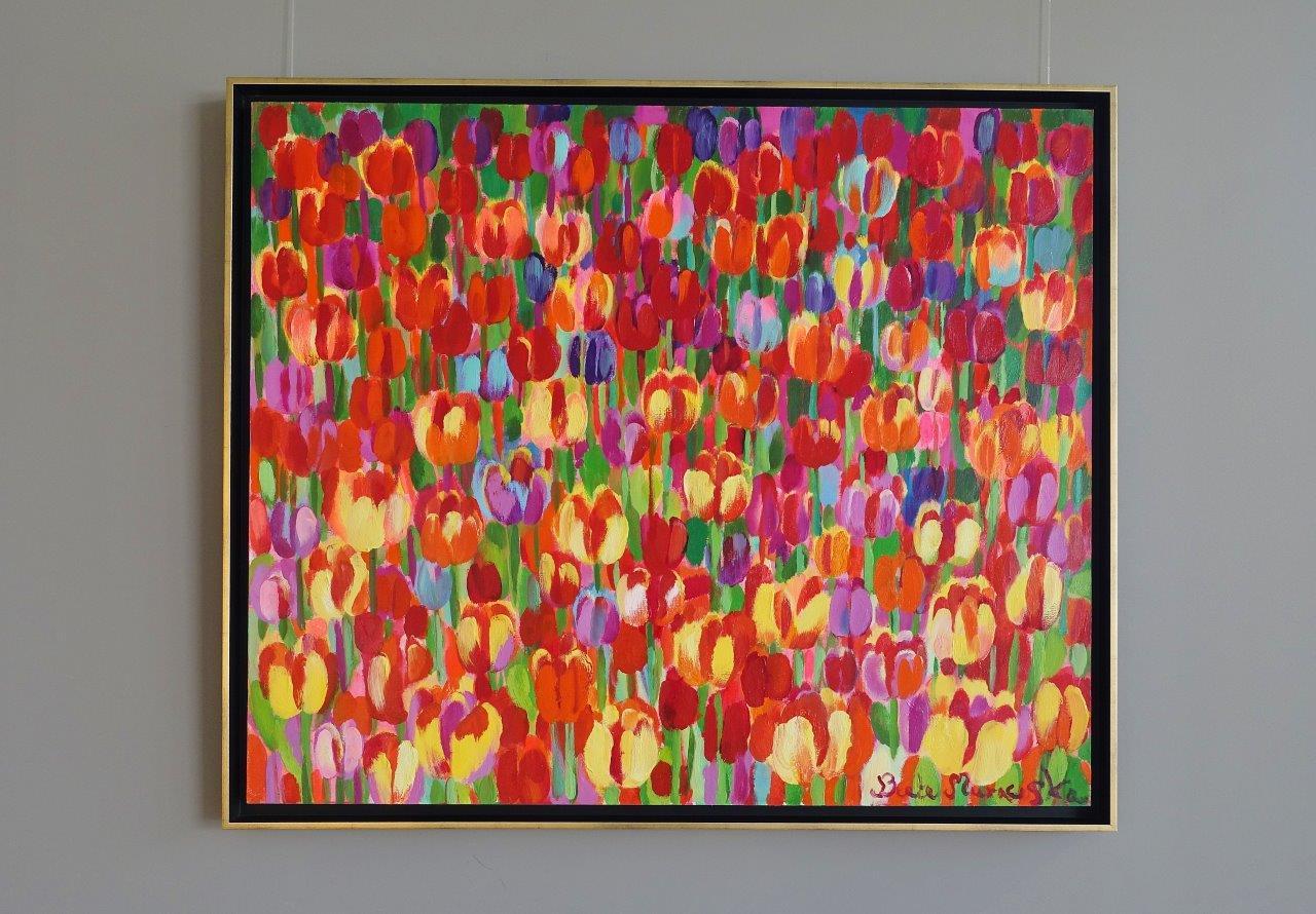 Beata Murawska : Lucky tulips