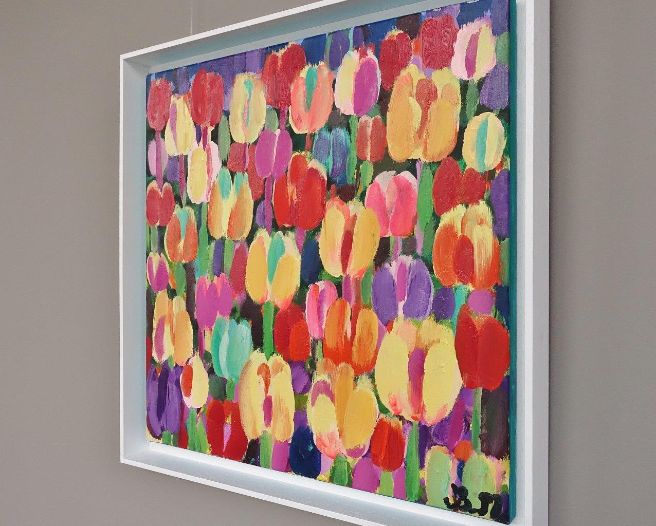 Beata Murawska : Tulips on the moon