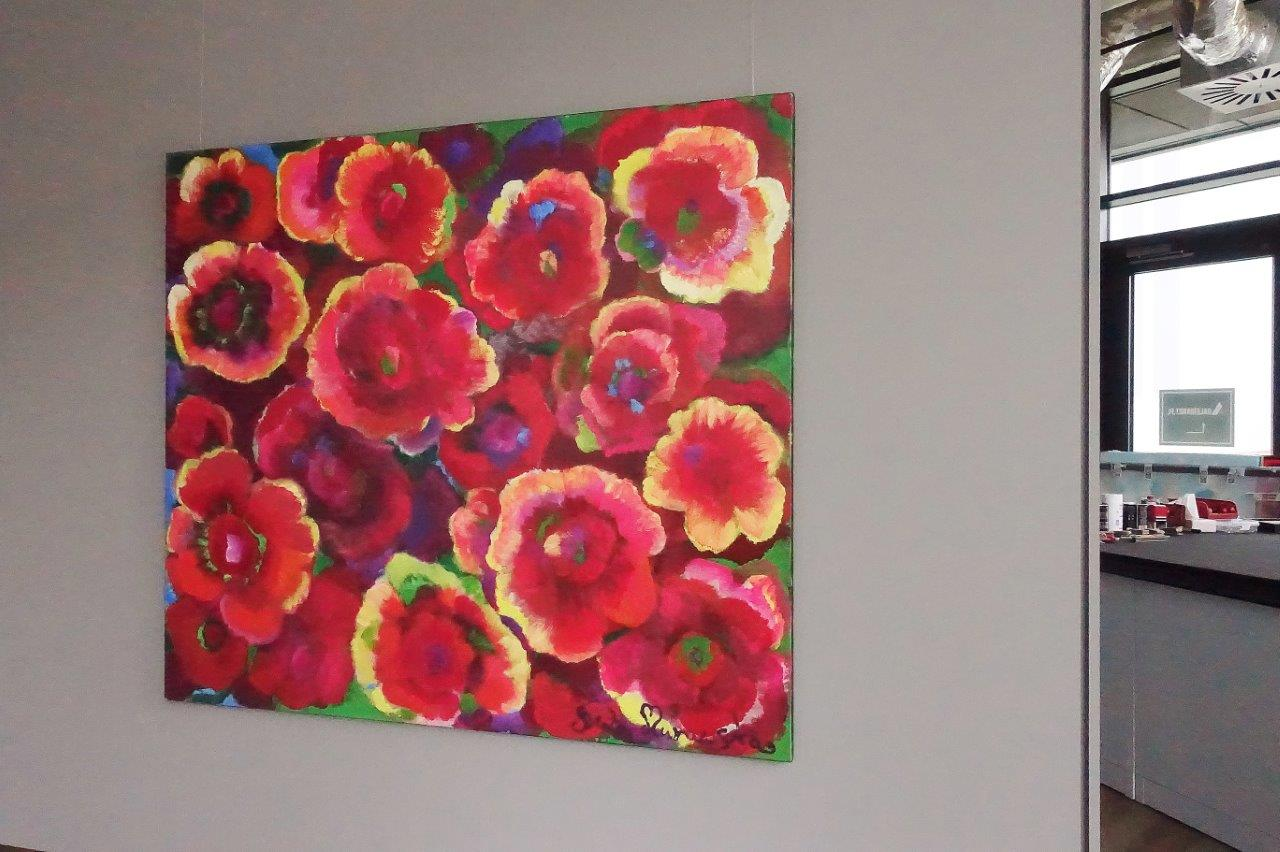 Beata Murawska : Flowers without limit