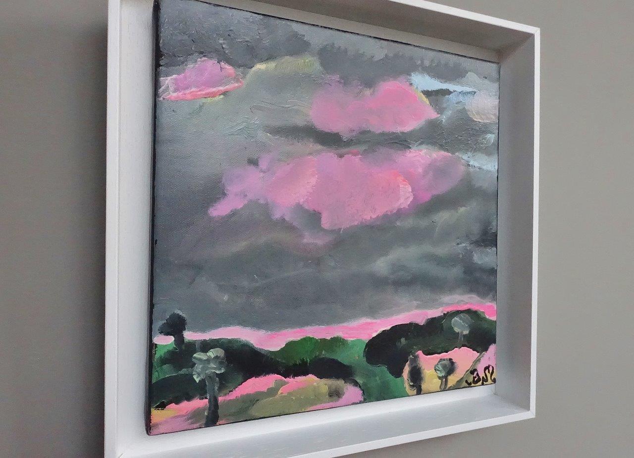 Beata Murawska : Pink cloud