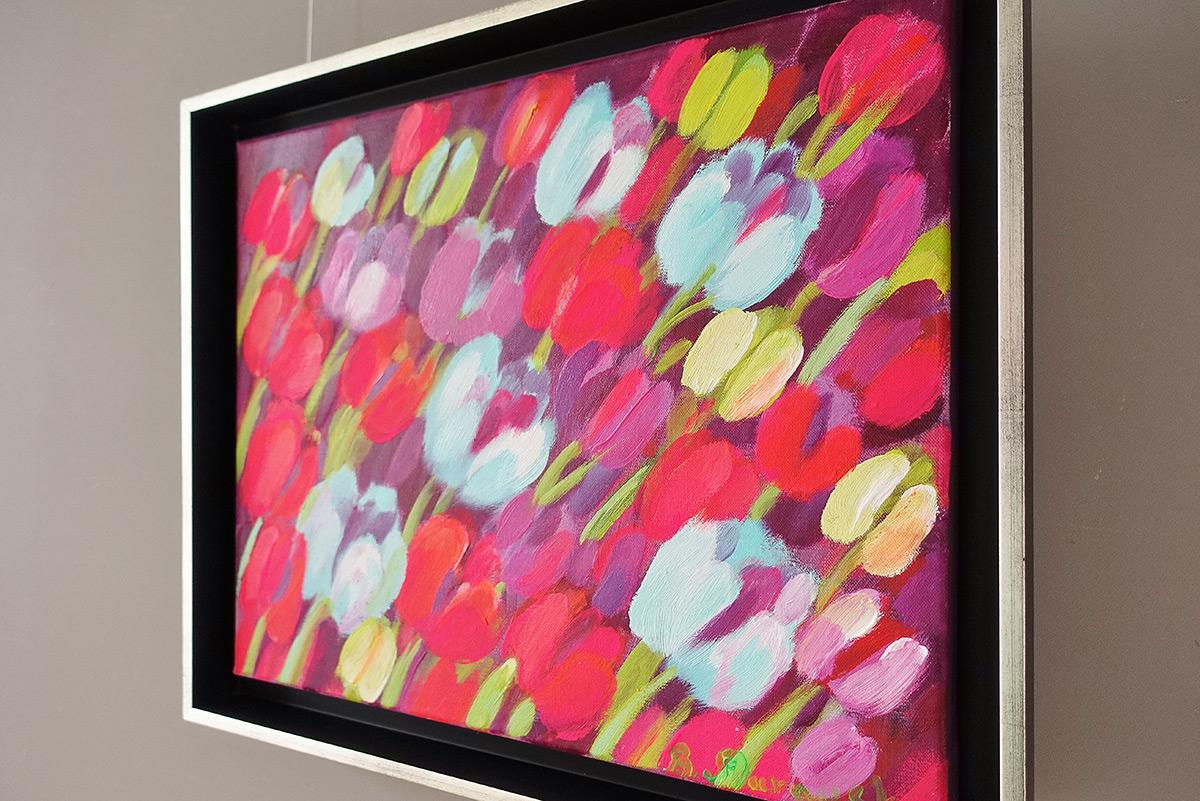 Beata Murawska - Neon Fluo Tulips