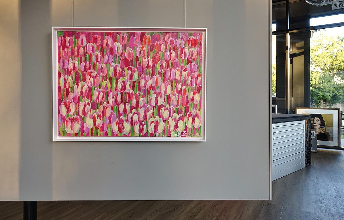 Beata Murawska - Pink garden