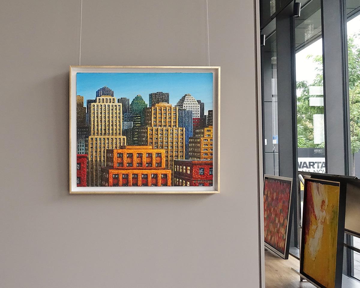 Adam Patrzyk : City detail