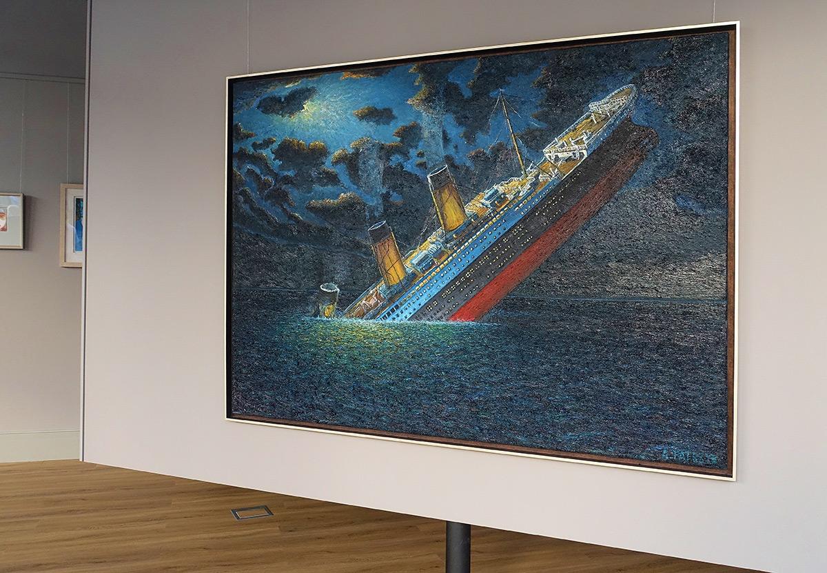 Adam Patrzyk : Titanic
