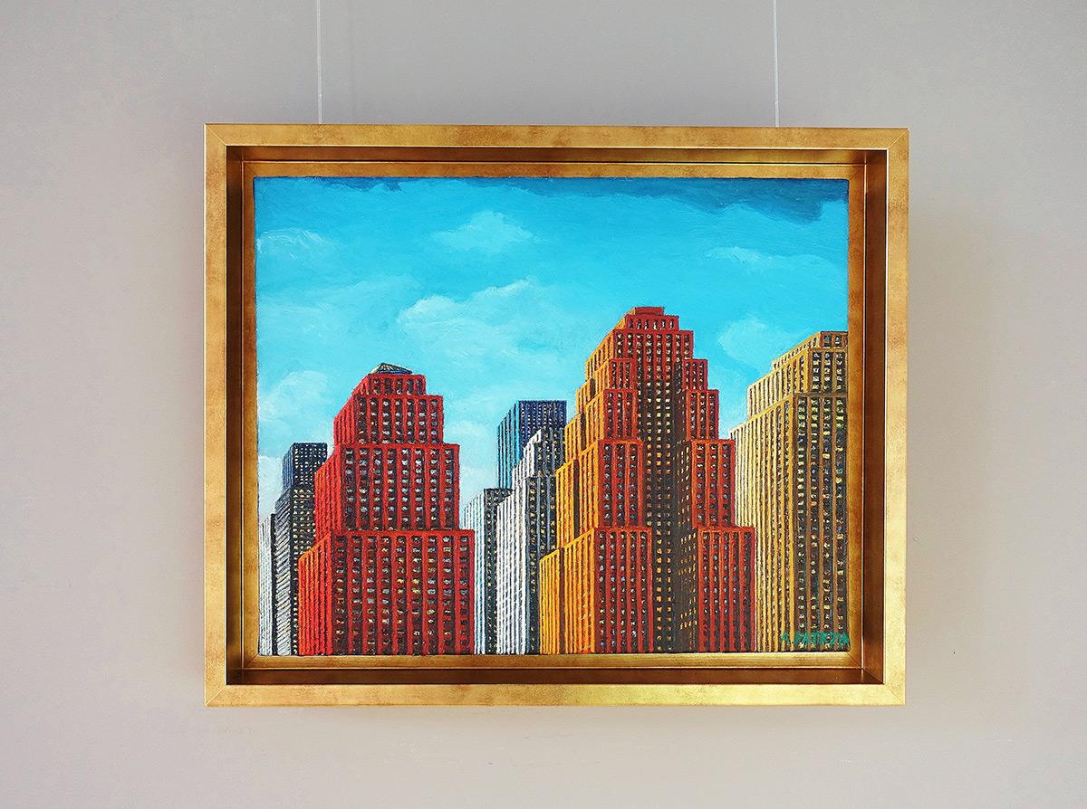 Adam Patrzyk - Skyscrapers