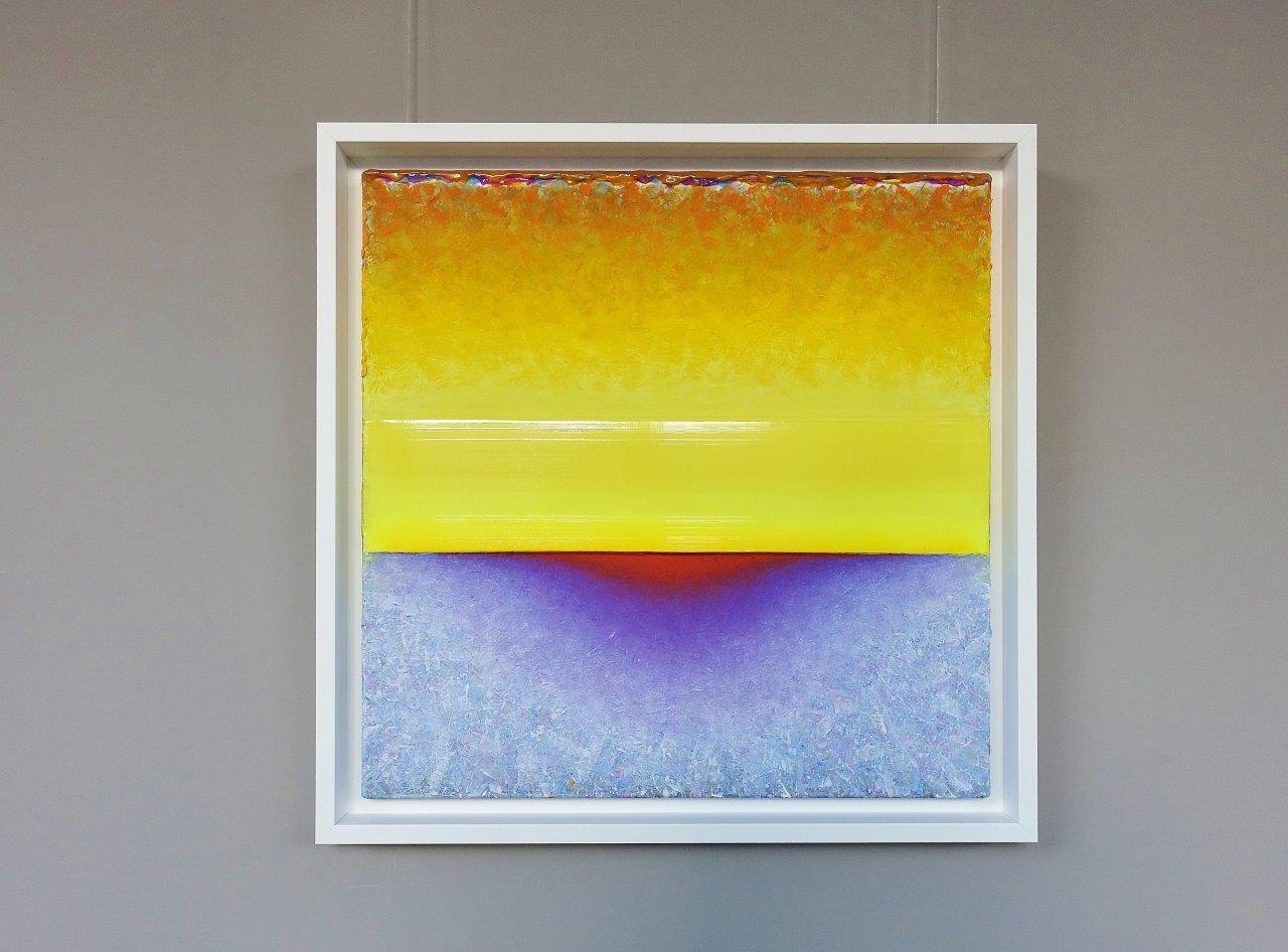 Sebastian Skoczylas : Sea landscape II