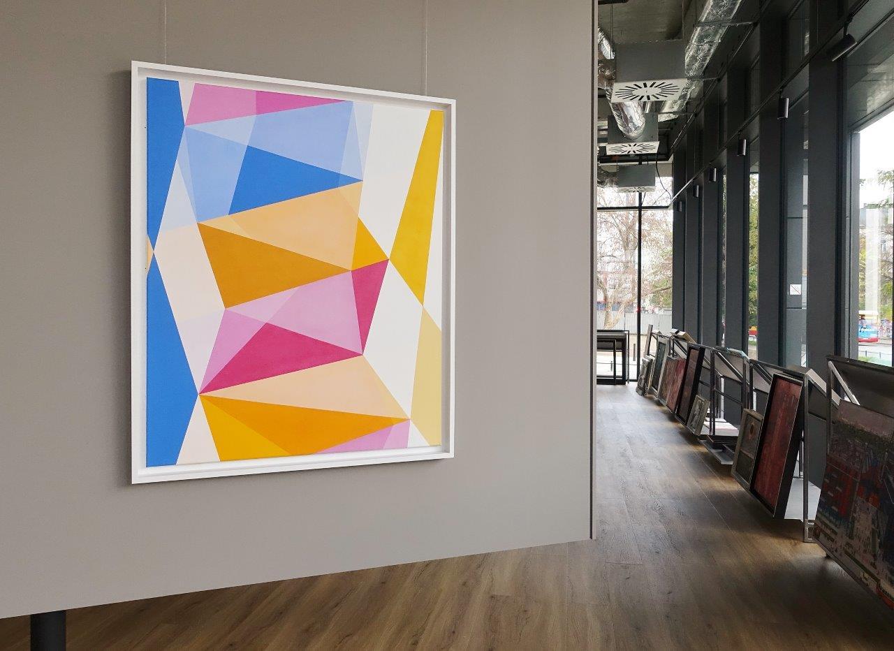 Joanna Stańko - Puzzle of colors